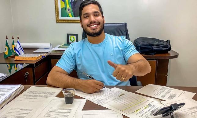 Deputado estadual André Fernandes