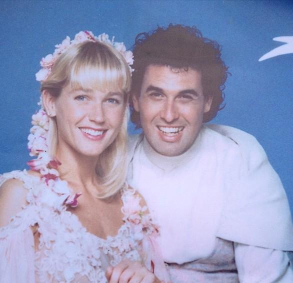Xuxa e Sergio Mallandro, estrelas de Lua de Cristal (Foto: reprodução)