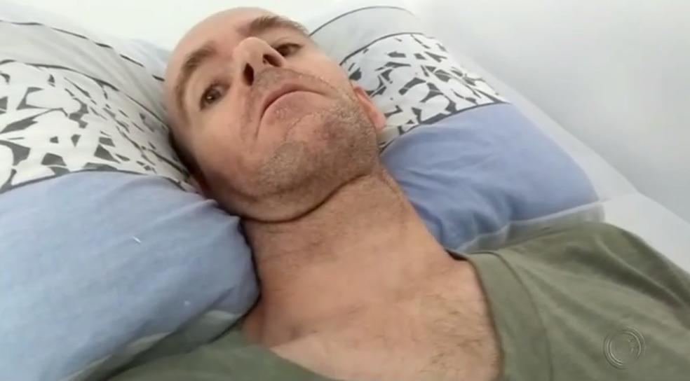 Previsão é de que a cirurgia seja feita nas próximas semanas (Foto: Reprodução/TV TEM)