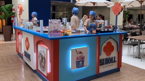 Unidade da Ice Cream Roll (Foto: Divulgação)