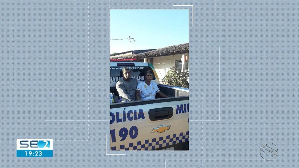 Dois suspeitos de sequestrar professora são presos no município Lagarto - G1