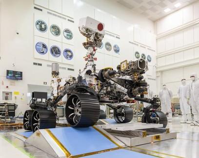 Perseverance: como será a missão que buscará sinais de vida em Marte