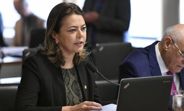 Senadora Leila