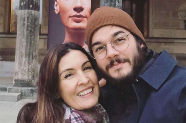 Tulio Gadêlha e Fátima Bernardes (Foto:  Reprodução / Instagram)