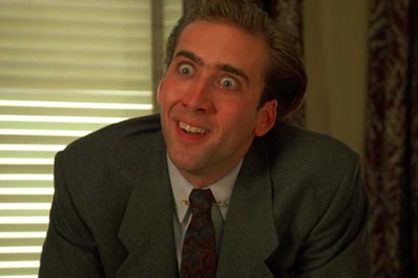 O ator Nicolas Cage disse que sonha em viver o Coringa nos cinemas (Foto: Reprodução)