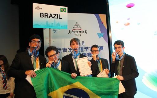 Brasil ganha 4ª medalha de prata dos últimos 5 anos em torneio de física