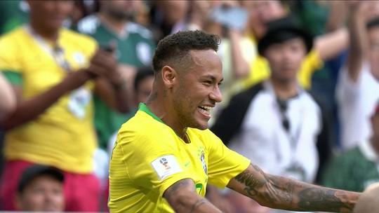 """Imprensa internacional se rende a Neymar após classificação: """"Show duplo"""""""