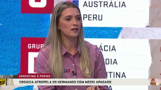 """Nada tem sido tranquilo para a Argentina nos últimos anos"", analisa Villani"
