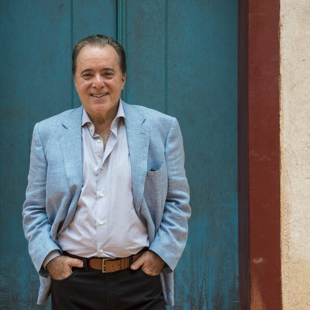 Tony Ramos (Foto: Globo/Estevam Avellar)