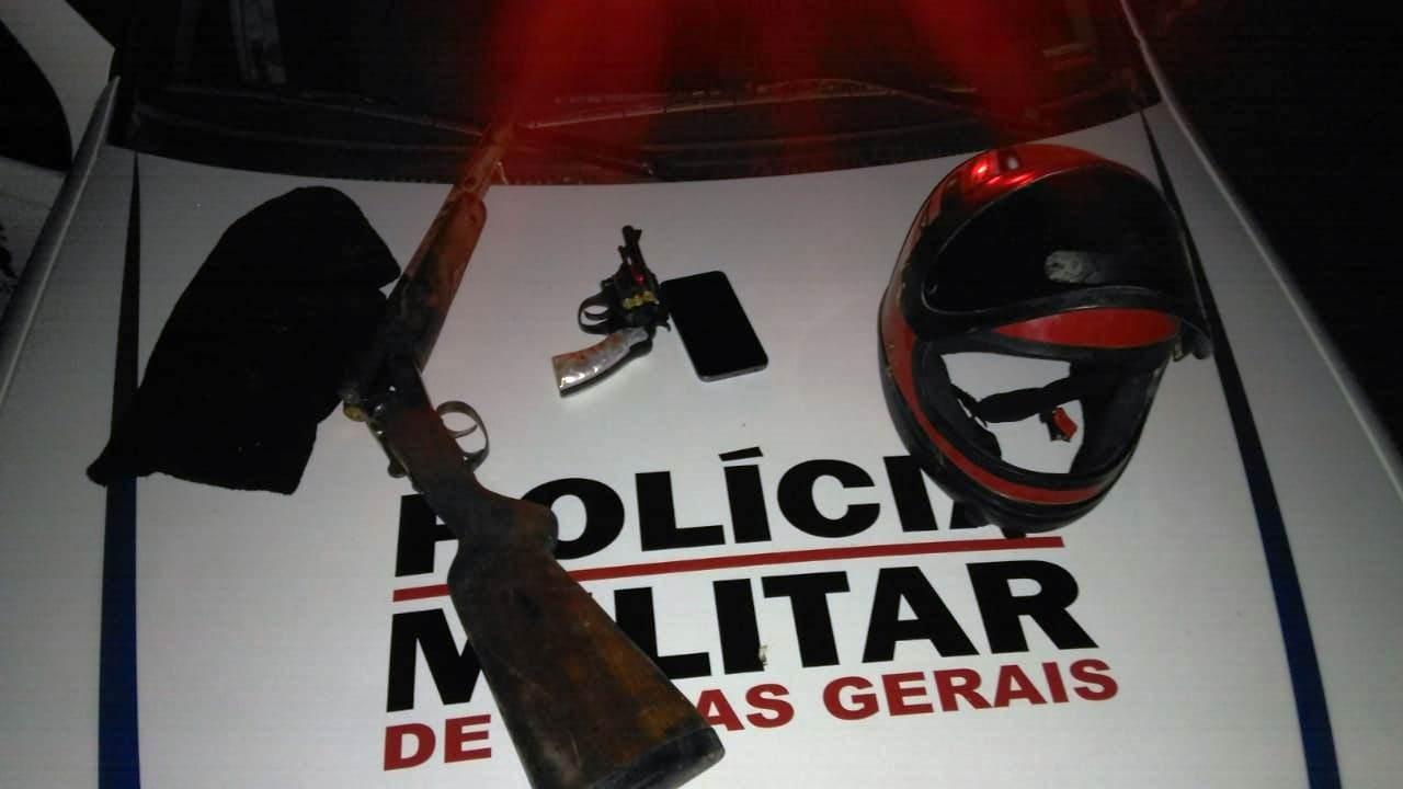Suspeito de roubo em Divino morre em confronto com a PM em Fervedouro, MG - Notícias - Plantão Diário