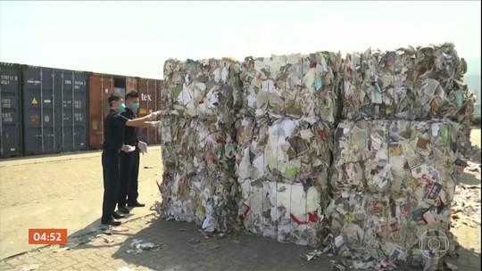 Governo das Filipinas vai devolver 69 contêineres de lixo enviados pelo Canadá