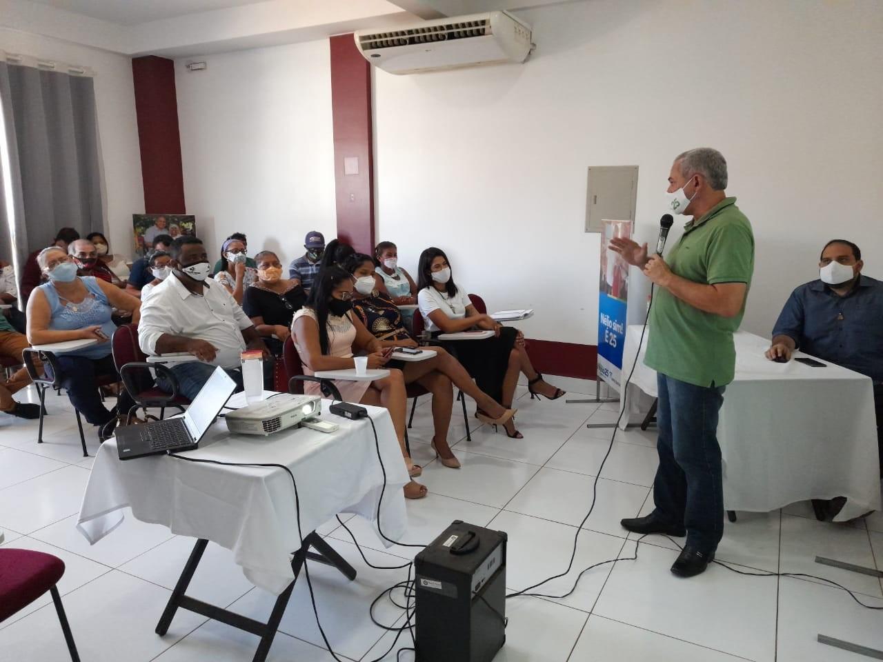 Prefeito Nélio Aguiar segue internado no Hospital Regional do Baixo Amazonas, sem complicações