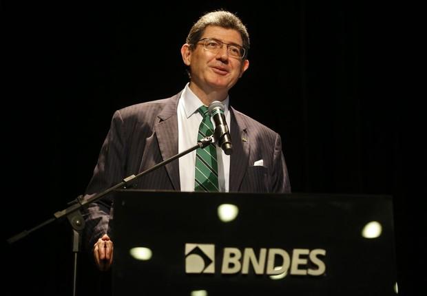 Joaquim Levy, presidente do BNDES (Foto: Tânia Rêgo/Agência Brasil)