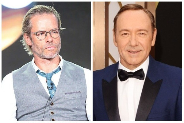 Guy Pearce e Kevin Spacey (Foto: Getty Images)