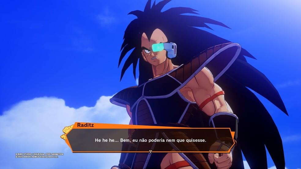 Muitas batalhas te esperam em Dragon Ball Z: Kakarot — Foto: Reprodução/Felipe Vinha