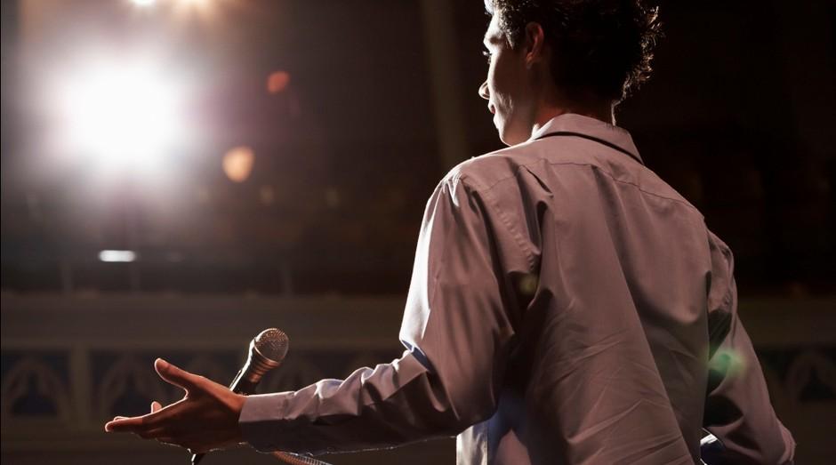apresentação; pitch (Foto: ThinkStock)