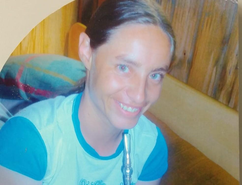 Vera Lúcia desapareceu em abril de 2018. — Foto: Polícia Civil/Divulgação
