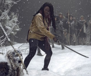 Cena de 'The walking dead' | Divulgação/AMC