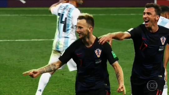 Craque croata teve outra profissão, mas escolheu o futebol
