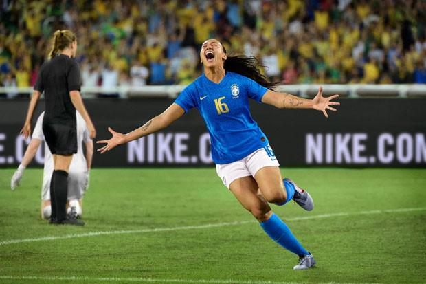 Uniformes da Copa do Mundo de Futebol Feminino (Foto: Divulgação)