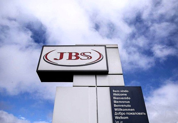 JBS (Foto: André Coelho/Agência O Globo)