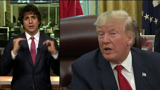 Guga Chacra: ataques a democratas são estratégia eleitoral de Trump