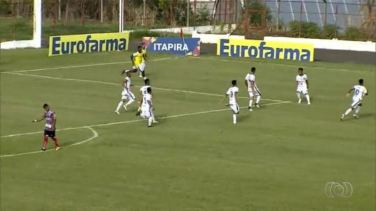 Com gol no fim da partida, Trindade vence Botafogo-SP e segue na Copa São Paulo
