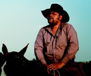 Babu Santana será pistoleiro em série de TV | Divulgação