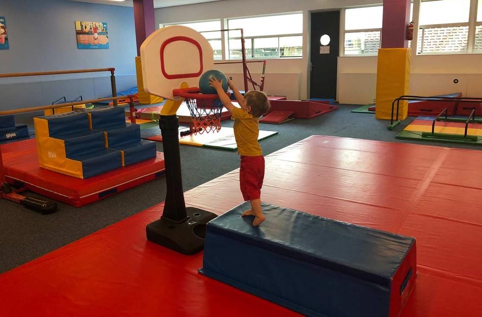 Psicólogos dizem que as crianças devem ter apoio para ir atrás de coisas que as interessam — Foto: Mariana Timóteo da Costa/GloboNews