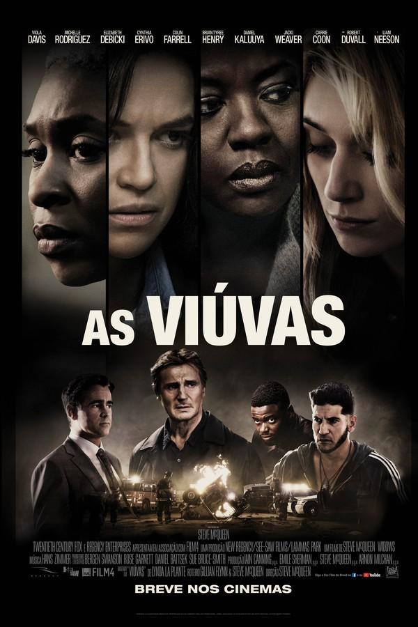 Viúvas é um filme de 2018 dirigido por Steve McQueen (Foto: Reprodução)