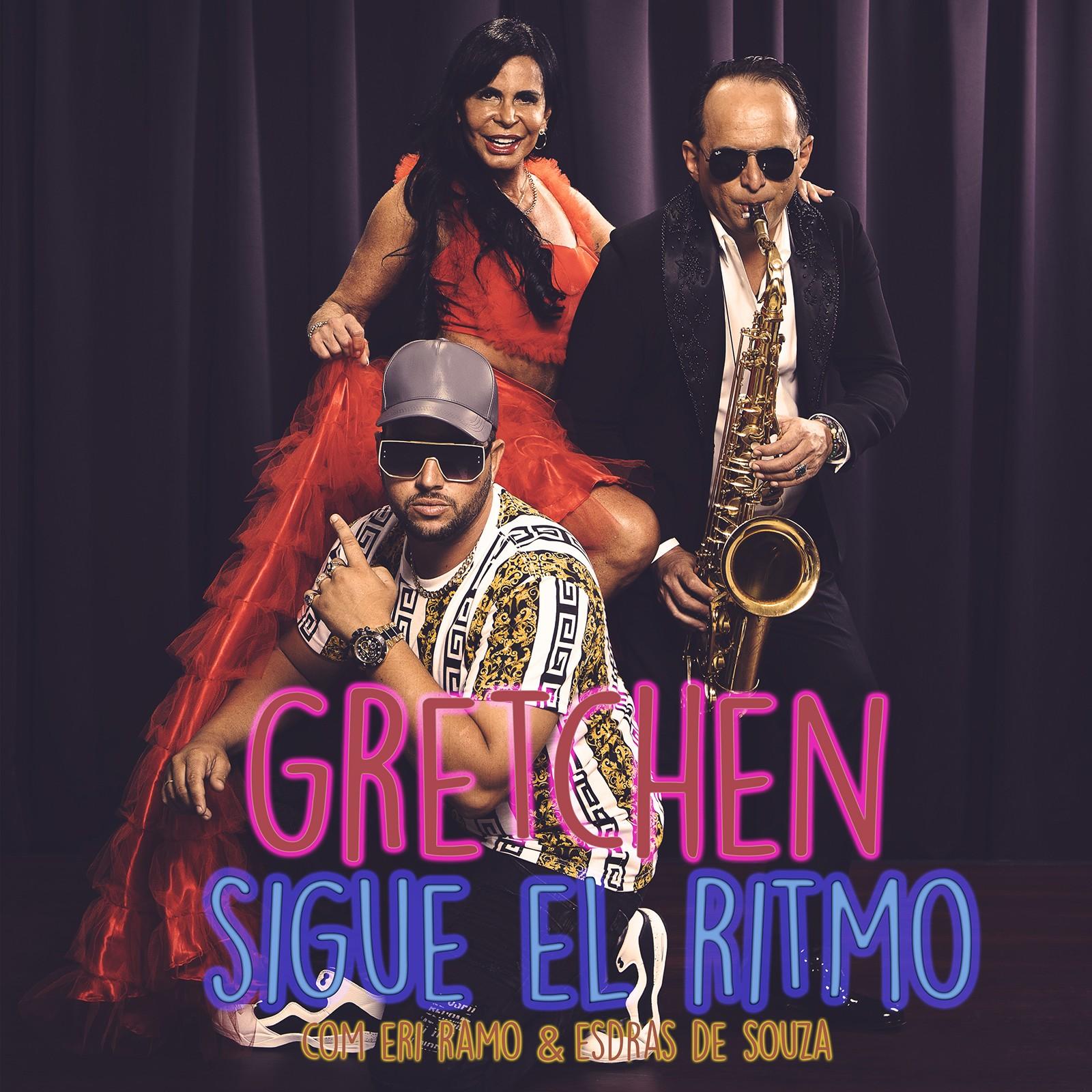 Gretchen aproveita onda de latinidade em single gravado com cantor cubano