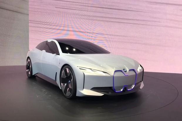 BMW i Vision Dynamics (Foto: Michelle Ferreira)