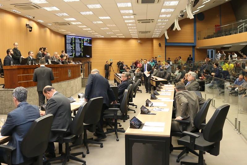 Câmara de Campinas tem votação interrompida e encerra sessão sem definir CP contra vereador - Notícias - Plantão Diário