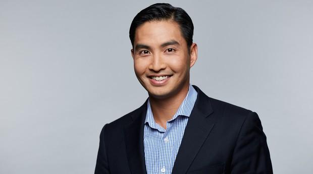 David Zhang, da TCV (Foto: Divulgação)