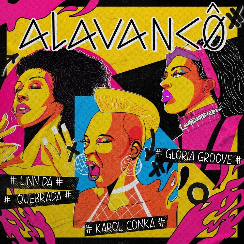 Karol Conka, Gloria Groove e Linn da Quebrada lançam single para alavancar encontro das cantoras no Rock in Rio - Notícias - Plantão Diário