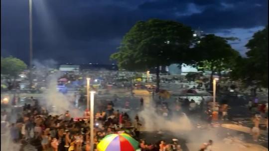 Confusão na abertura oficial do carnaval carioca reacende debate entre blocos de bairro e megaeventos