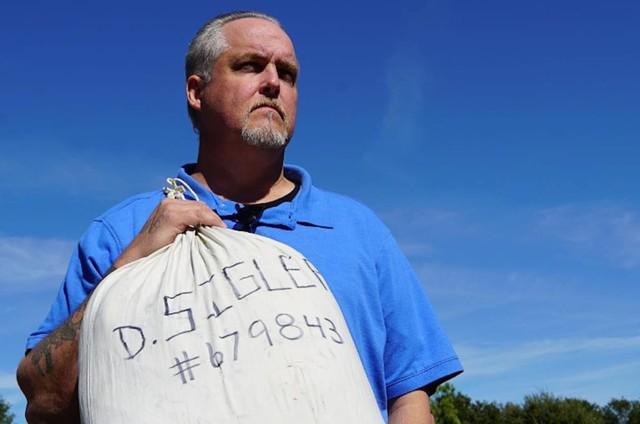 Dale Wayne Sigler tem a sua história contada em 'I am a murderer' (Foto: Divulgação)