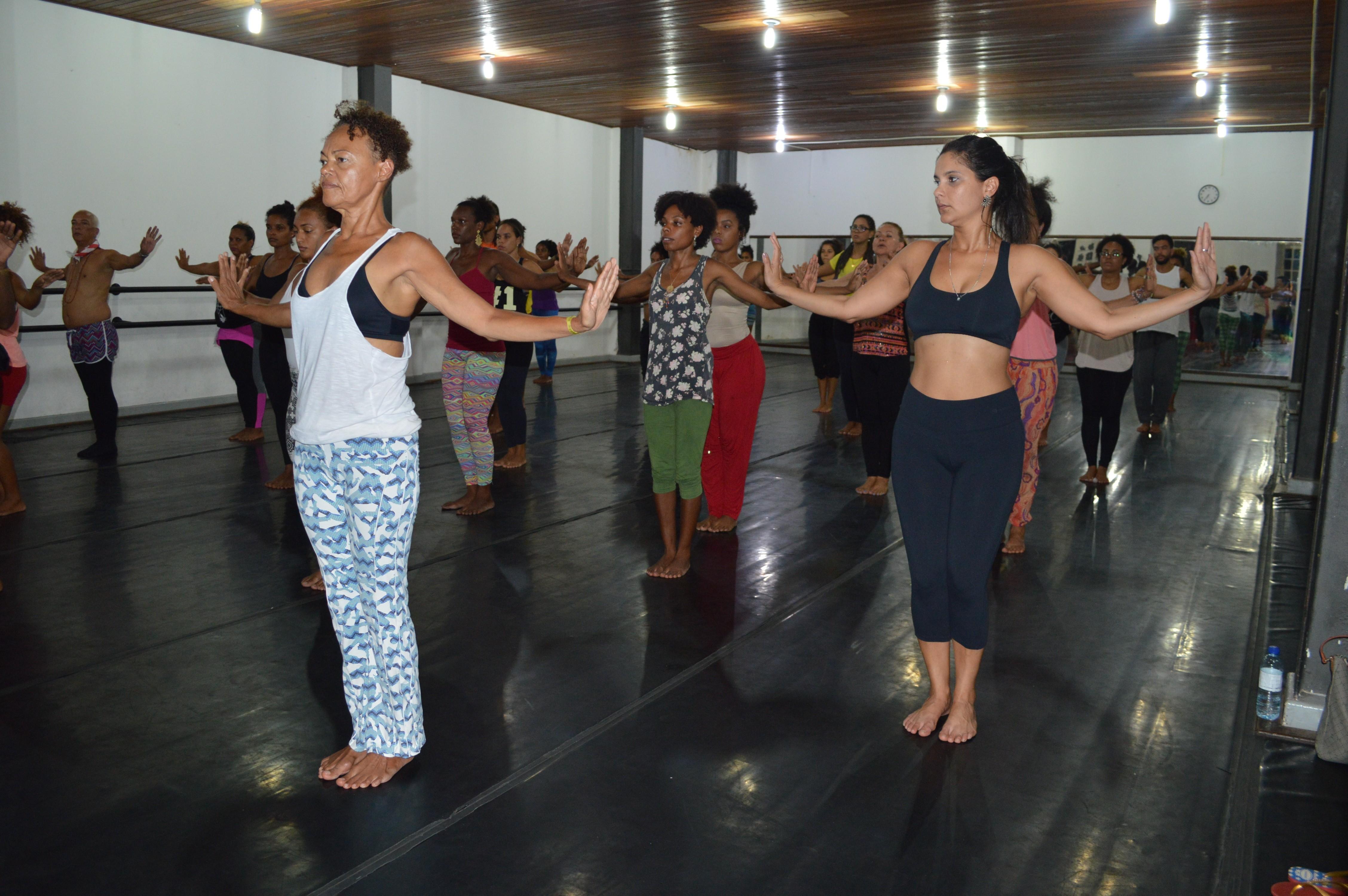 Escola de Dança da Funceb oferece 265 vagas para cursos de diversas modalidades em Salvador