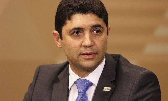 Wagner Rosário, ministro da Controladoria Geral da União (CGU)