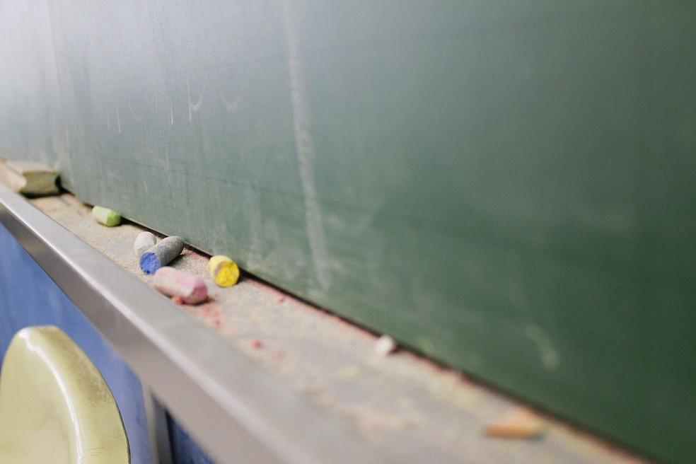 Para especialistas, é importante que quem lecione seja o professor — Foto: Marcos Santos/USP Imagens