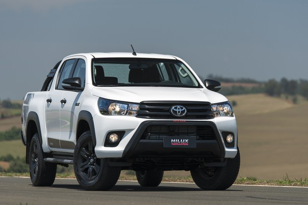 Toyota Hilux Challenge (Foto: Divulgação)