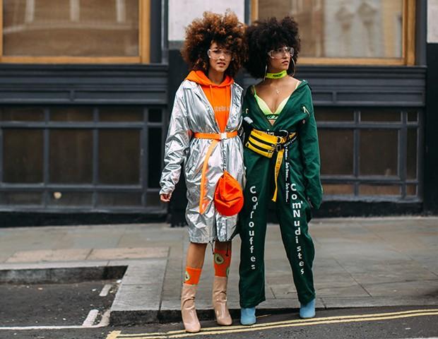 A moda de rua volta repleta de inspirações para os seus looks do dia (Foto: Imaxtree)