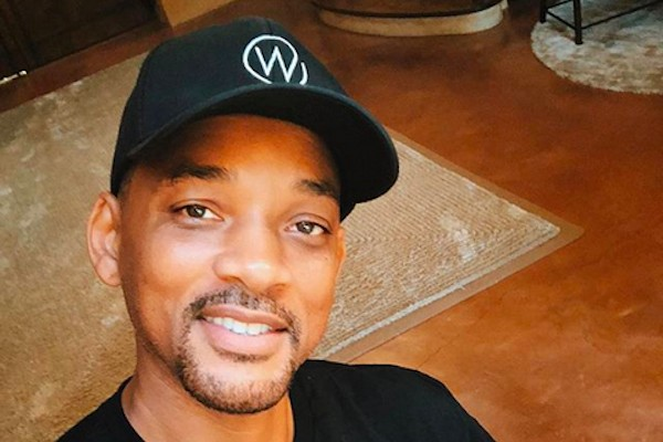 O ator Will Smith (Foto: Instagram)