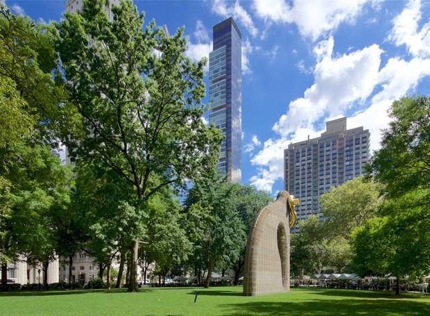 Madison Square Park, em Nova York (Foto: Divulgação)