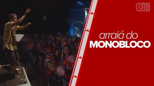 Arraiá do Monobloco agita o Circo Voador neste sábado (22)