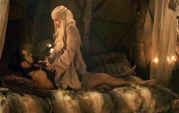 Emilia Clarke, Game of Thrones (Foto: Divulgação)