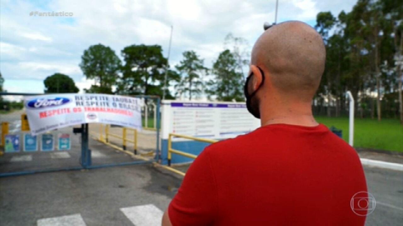Conheça as histórias por trás do fechamento da Ford no Brasil