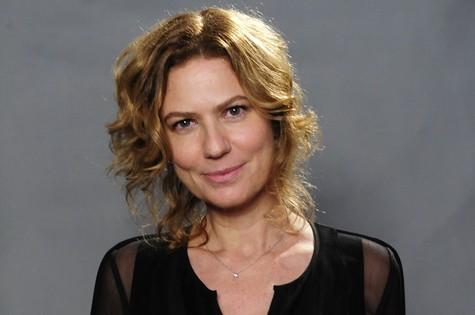 A atriz Patrícia Pillar