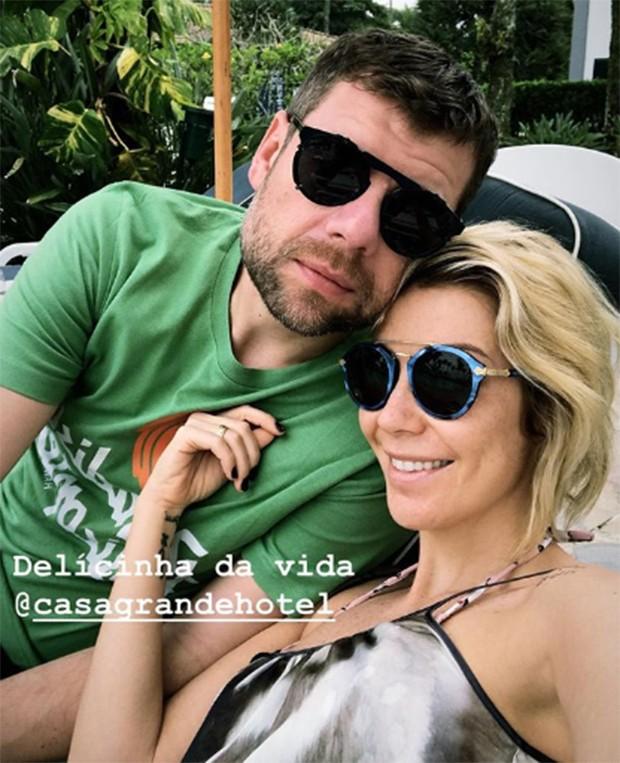 Luiza Possi e Cris Gomes (Foto: Reprodução/Instagram)
