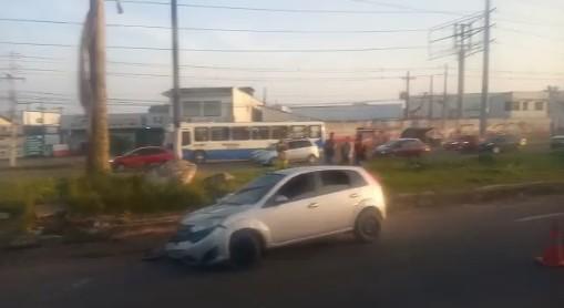 Jovem morre em acidente de carro na BR-316 em Belém - Notícias - Plantão Diário